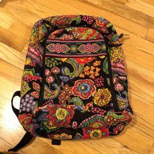 Vera Bradley Symphony in Hue Laptop Backpack